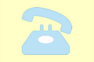 電話をイメージした画像